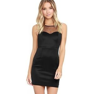 Lulu's Sparkler BodyCon Dress